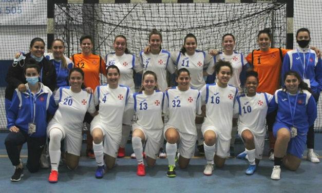 Desaire em Portimão na Liga Placard, equipa feminina vence na Taça (com vídeo)