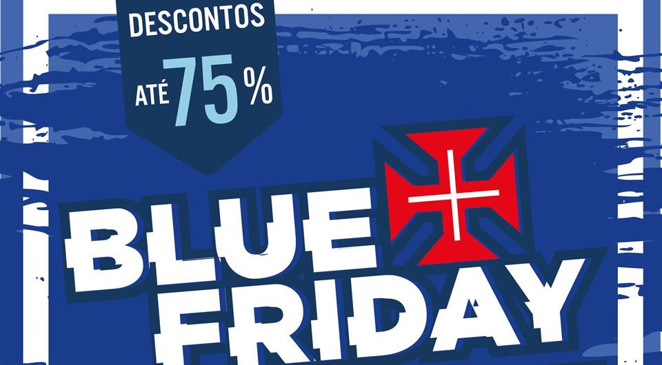 A Blue Friday está a caminho da Loja Azul
