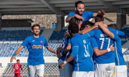 Regressam no domingo em Santa Iria as emoções do futebol