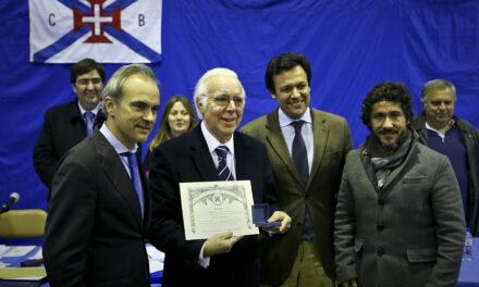 Carlos do Carmo: Nota de Condolências dos Órgãos Sociais do CFB