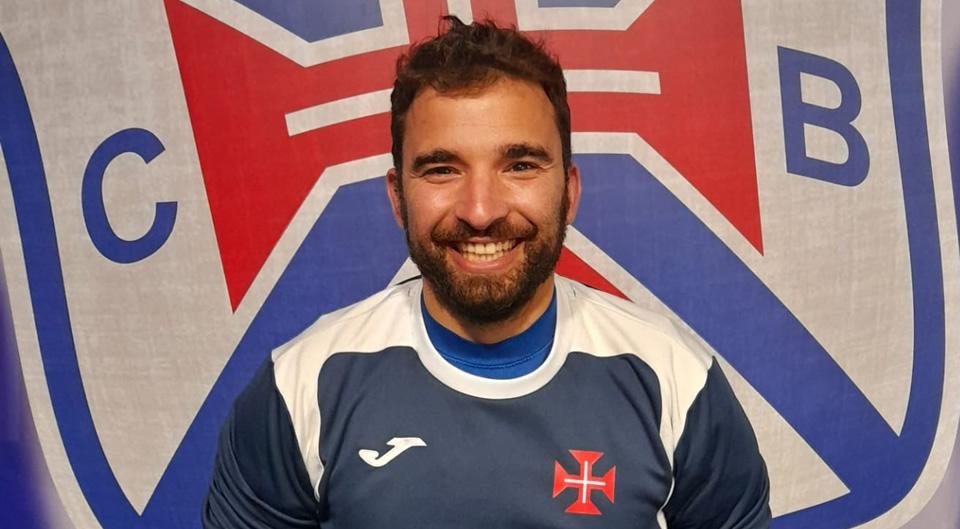 Tiago Guelho assume o comando técnico do futsal da Cruz de Cristo
