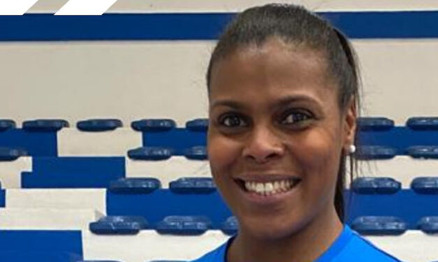 Márcia Neves é reforço das Blues