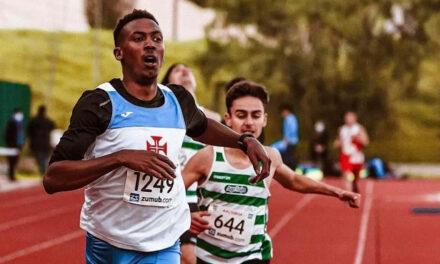 Atletismo mantém acção apesar da pandemia