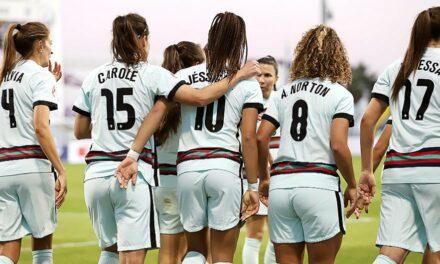 Estádio do Restelo recebe a Selecção Nacional feminina de olhos postos no Euro