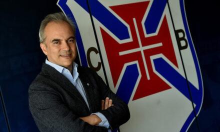 """Patrick Morais de Carvalho: """"O Desporto vai nu, órfão, ignorado e esquecido pela Tutela"""""""