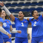 2ª Fase do Nacional de Voleibol arranca domingo no Acácio Rosa