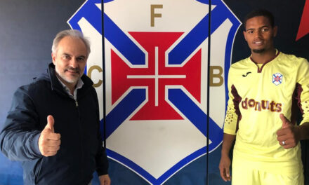 Guarda-Redes Darlin Reis chega de França para ajudar a atacar a subida