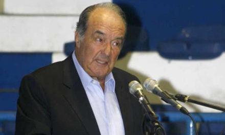 Nota de Condolências do CFB: deixou-nos o presidente Mário Rosa Freire