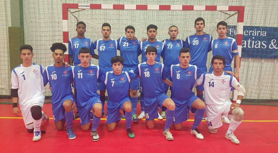 Escalões de formação do Futsal prosseguem um caminho de vitórias