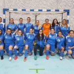 Futsal soma vitórias em Femininos e Sub-21