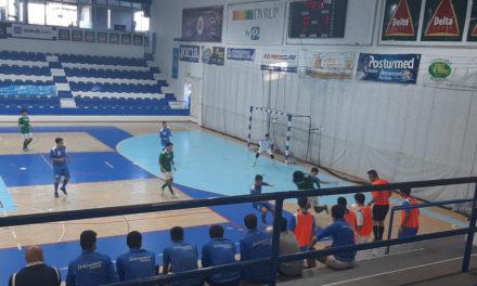 Futsal com retoma da competição feminina e da formação