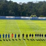 O fim-de-semana do futebol de formação