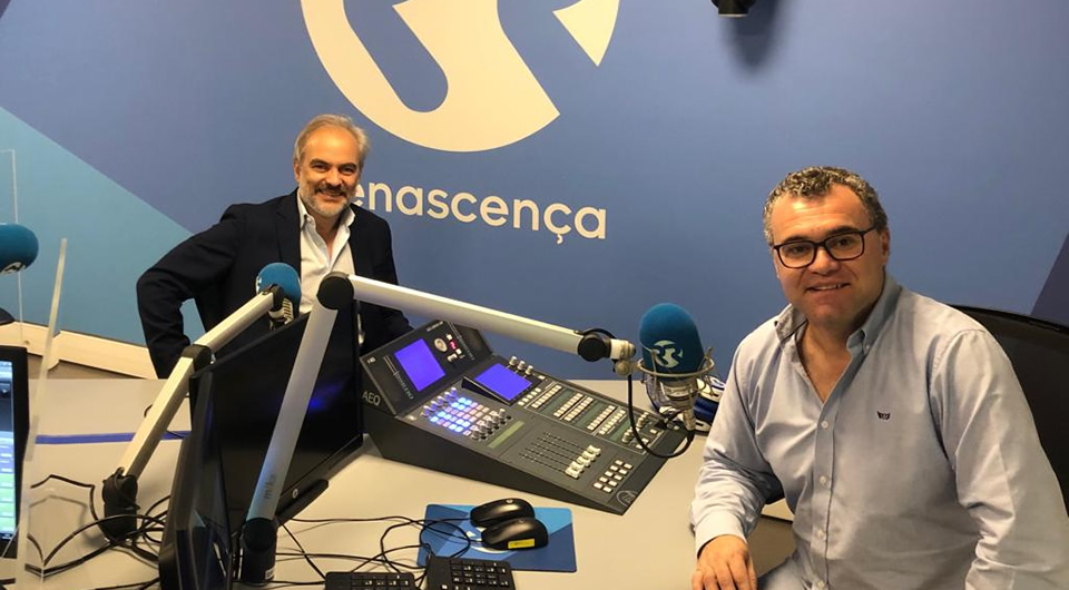 Patrick Morais de Carvalho na Grande Entrevista da Rádio Renascença