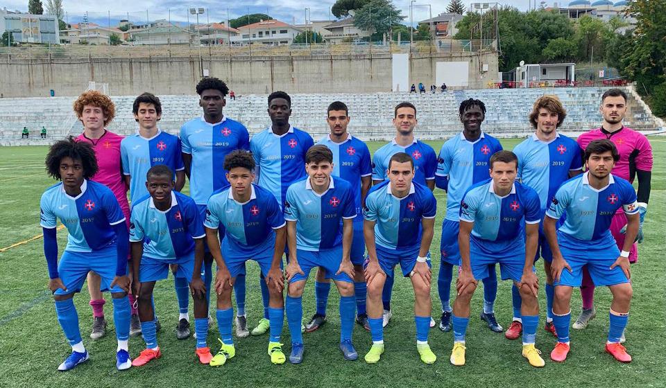 Sub-21 em destaque no fim-de-semana do futebol de formação