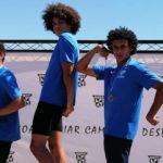 Fim-de-semana de pódios para o Atletismo azul