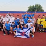 Veteranos de Atletismo em fim-de-semana de títulos