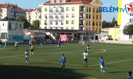 Damaiense – Belenenses: o resumo na Belém TV
