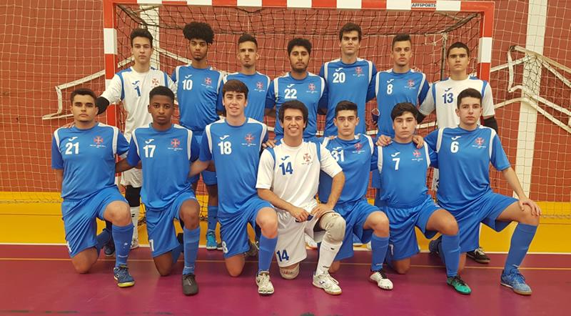 Futsal Sub21 | AMSAC - CFB