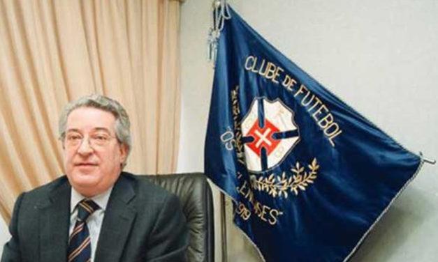 Nota de Condolências do CFB: Deixou-nos Augusto Ramos Lopes