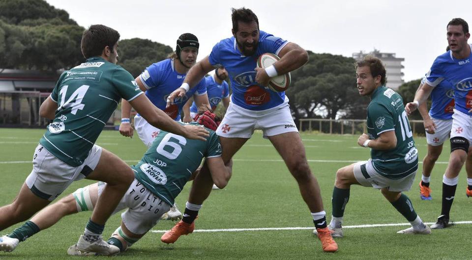 Belenenses garante lugar na final da Taça de Portugal de Rugby