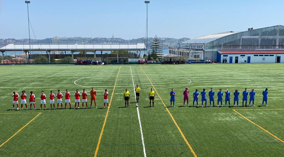 O fim-de-semana do futebol de formação do Belenenses