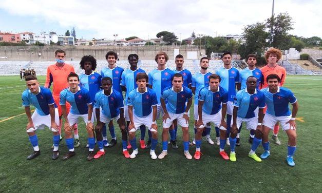 Sub-21 a ganhar na fase de Apuramento de Campeão de Futebol e Futsal