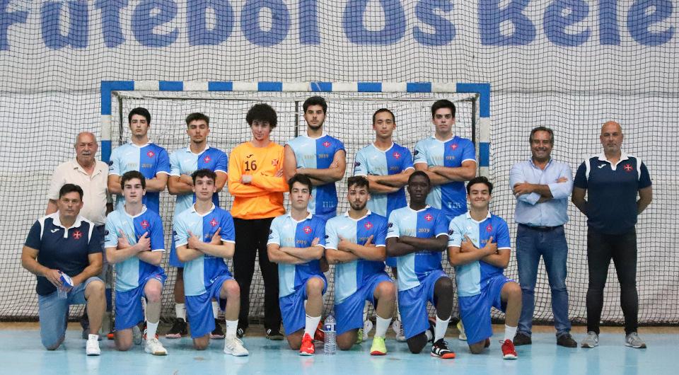 Equipa B do Belenenses vai disputar o título nacional