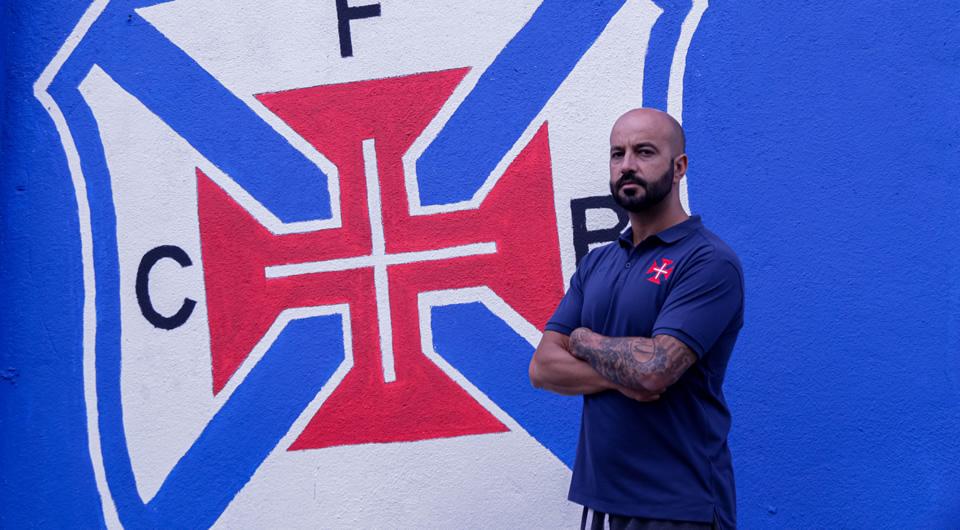 João Galego Garcia é o novo treinador de Andebol do Belenenses