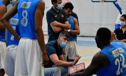Sérgio Ramos deixa o comando técnico do basquetebol sénior