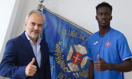 Carimo Conté volta a ser opção para Nuno Oliveira