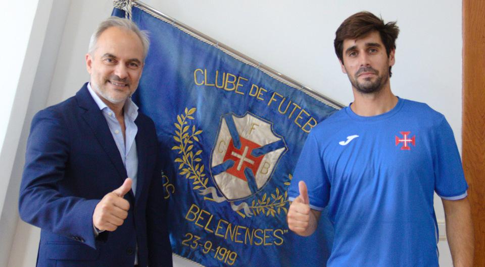 Rui Janota volta a ser opção para Nuno Oliveira