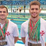Oito títulos nacionais nos Campeonatos de Natação Adaptada