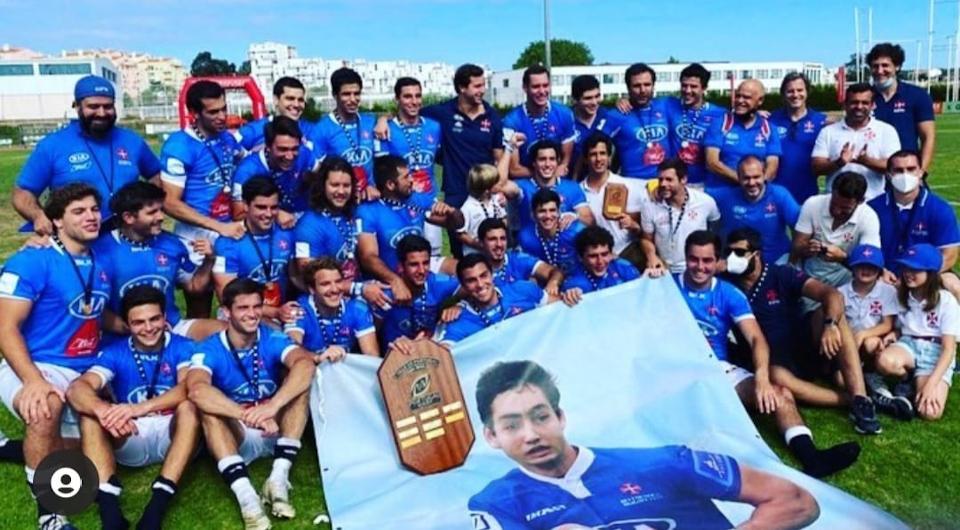 É nossa! Taça de Portugal de Rugby viaja para o Restelo