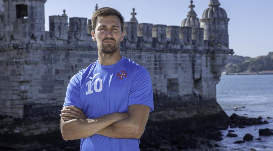 Filipe Pinho regressa ao Acácio Rosa e é aposta para João Galego Garcia