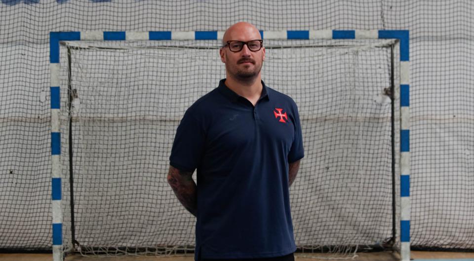 Tiago Pinho regressa ao Acácio Rosa para assumir papel de treinador-adjunto do andebol