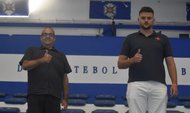 Eduard Jagalovschi é opção para o basquetebol do Belenenses