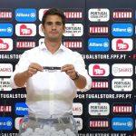 Sorteio da 4ª eliminatória da Taça de Portugal é já na quarta-feira