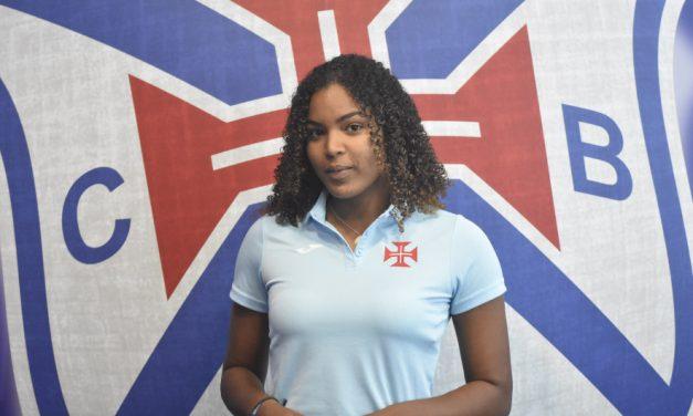 Laura Silva reforça o voleibol do Belenenses