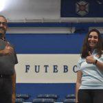 Distribuidora Sónia Lopes chega ao Acácio Rosa para reforçar voleibol
