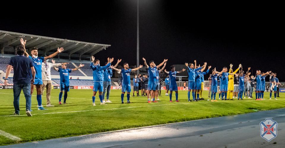 Sábado de regresso à Taça de Portugal com recepção ao Pêro Pinheiro