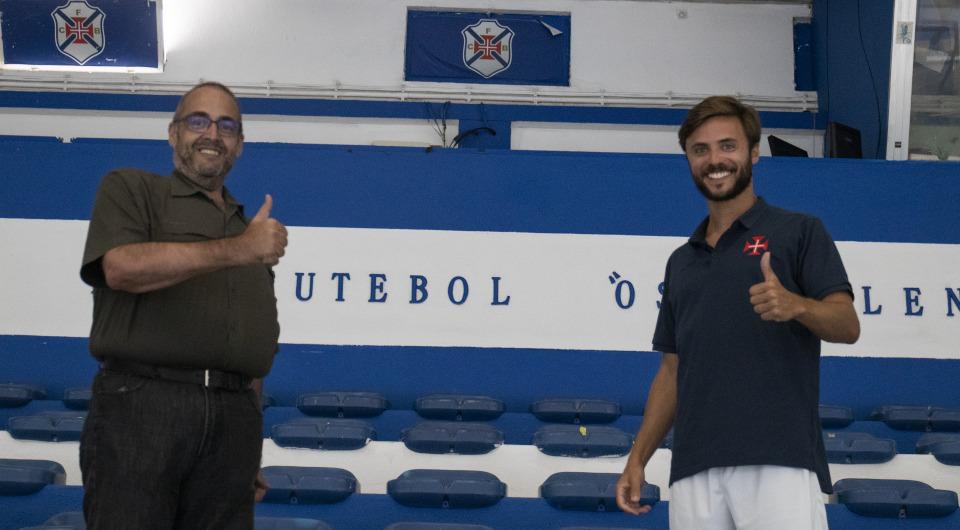 Tiago Carvalho regressa ao Restelo para reforçar o futsal