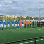 Sub-19 azuis somam a terceira vitória no Nacional de Juniores