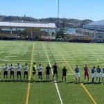 Pleno de vitórias no fim-de-semana do futebol de formação