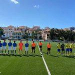 Sub-19 conquistam importante ponto no Estoril