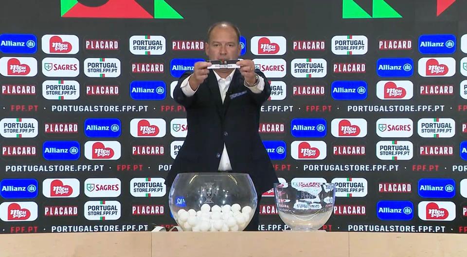 Confere o preço dos bilhetes para a Taça de Portugal