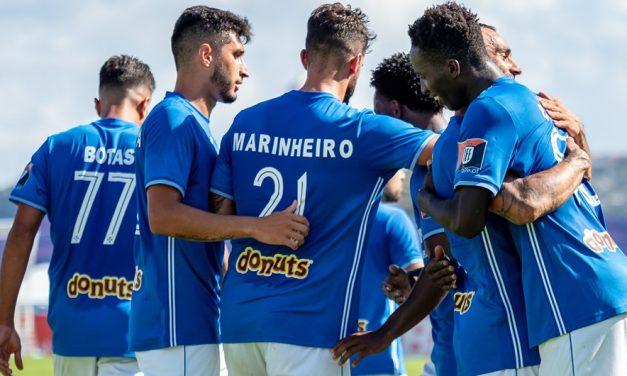 O Campeonato de Portugal regressa no domingo ao Restelo