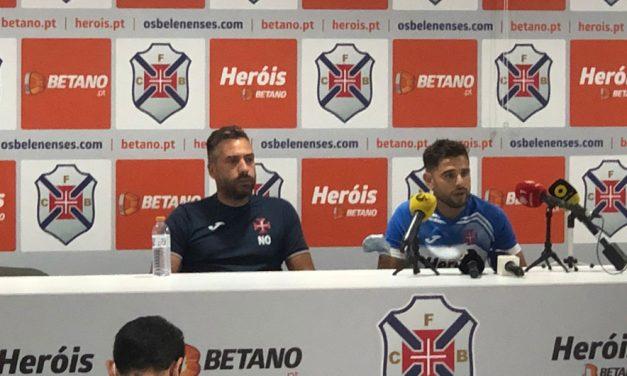 Os convocados de Nuno Oliveira no regresso da Taça