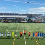 Mais um fim-de-semana muito positivo no futebol de formação
