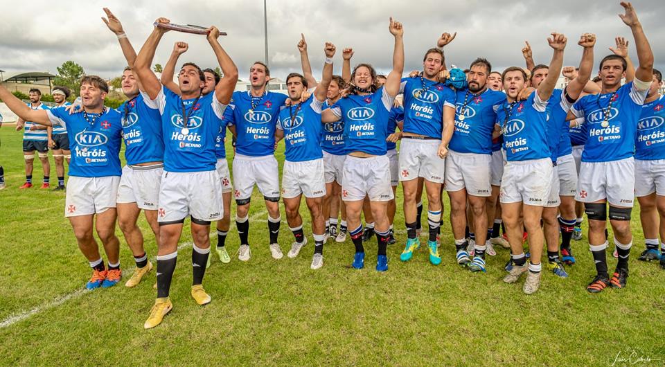 É nossa, a Supertaça de Rugby vem para o Restelo!